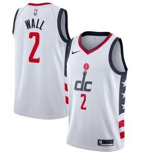 Washington Wizards John Wall City Jersey